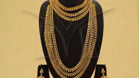 haram necklace sets
