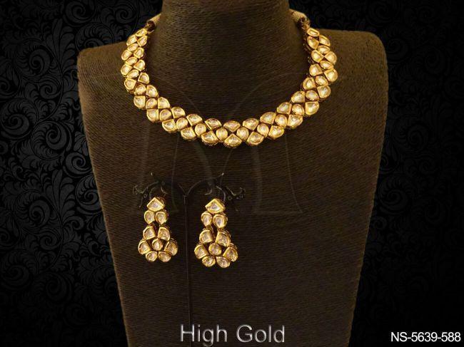 7ae4c826300b4 Kundan Jewellery | Designer Kundan | Bridal Kundan Jewellery ...